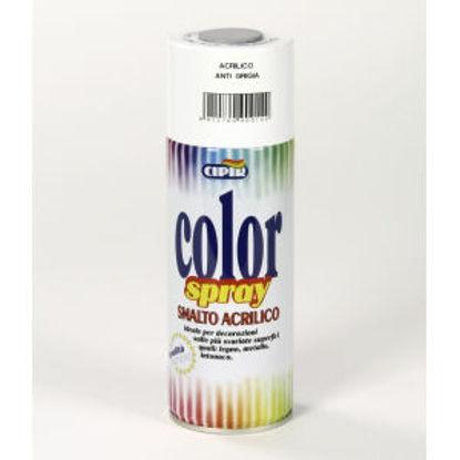Immagine di Color spray - smalto acrilico spray, brillante per esterni e interni. (antiruggine) 400 ml