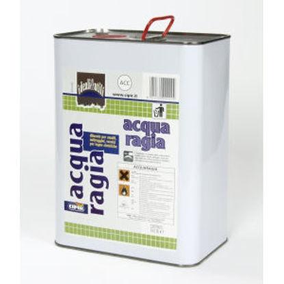 Immagine di Acquaragia - diluente per smalti, antiruggini, vernici per legno sintetiche. 5000 ml