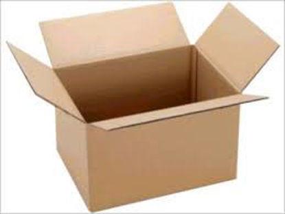 Immagine di Cartone trasloco - cartoni per imballo, spedizioni, traslochi. (580x410x350) 1 pz
