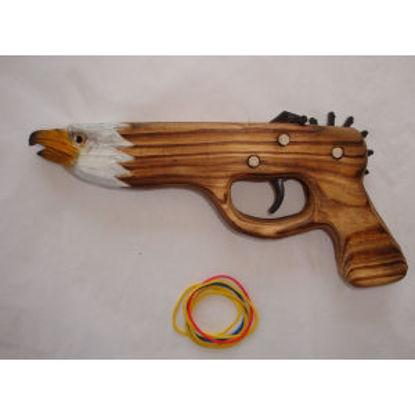 Immagine di Wood games - pistola aquila