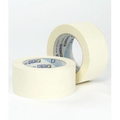 Immagine di Nastro carta - nastro adesivo per mascherature. 50 mm