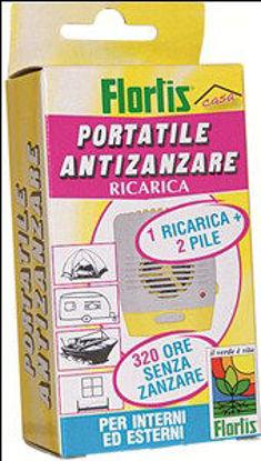 Immagine di Ricarica+2batt.x antizanzara portatile