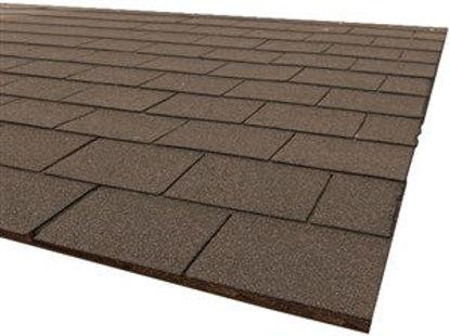 Immagine di Tegola canad.eco roof brown al mq