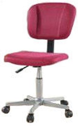 Immagine di Sedia office bissol rosa qs-d273/r