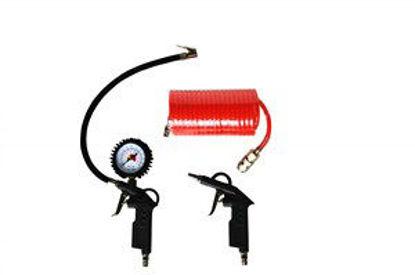 Immagine di Kit 5 accessori per compressore