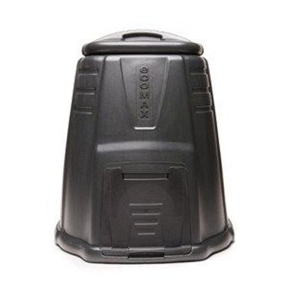 Immagine di Compostiera ecomax lt.220, dimensioni  cm.76x72xh.86, fornita montata.