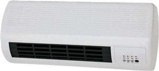 Immagine di Termoconvettore da parete, 2 selezioni riscaldanti 1000/2000w