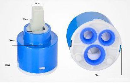 Immagine di Cartuccia di ricambio per miscelatori 40mm