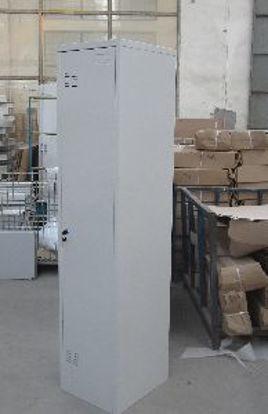 Immagine di Armadio in ferro bianco 1 anta cm.40x45x180h