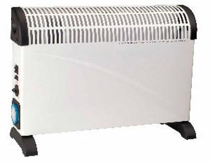 Immagine di Termoconvettore stufetta 750/1250/2000w turbo con timer