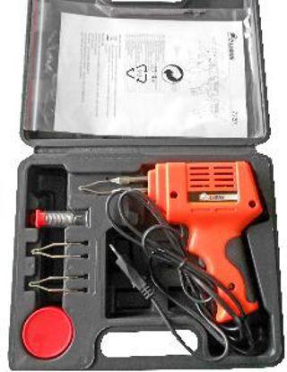 Immagine di Saldatore istantaneo 100w con accessori e valigetta
