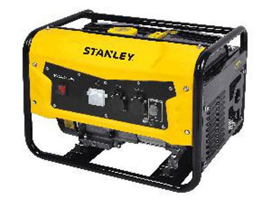 Immagine di generatore sg 2400,  4-tempi, cilindrata 212cc, potenza nominale 2,1 kilo watt