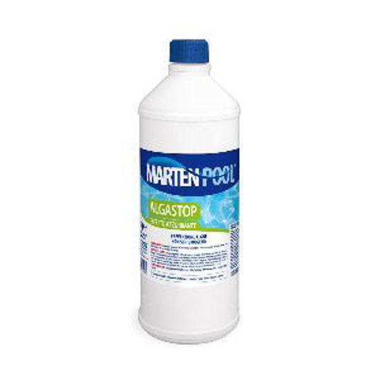 Immagine di Algastop alghicida liquido non schiumogeno in flacone da kg.1