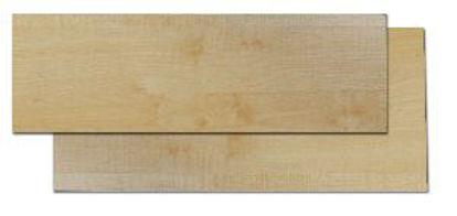 Immagine di Piano pratico finitura in melaminico colore acero mm.300x18x1000